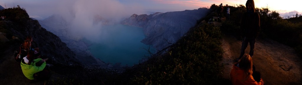Ijen Crater - Indonesia